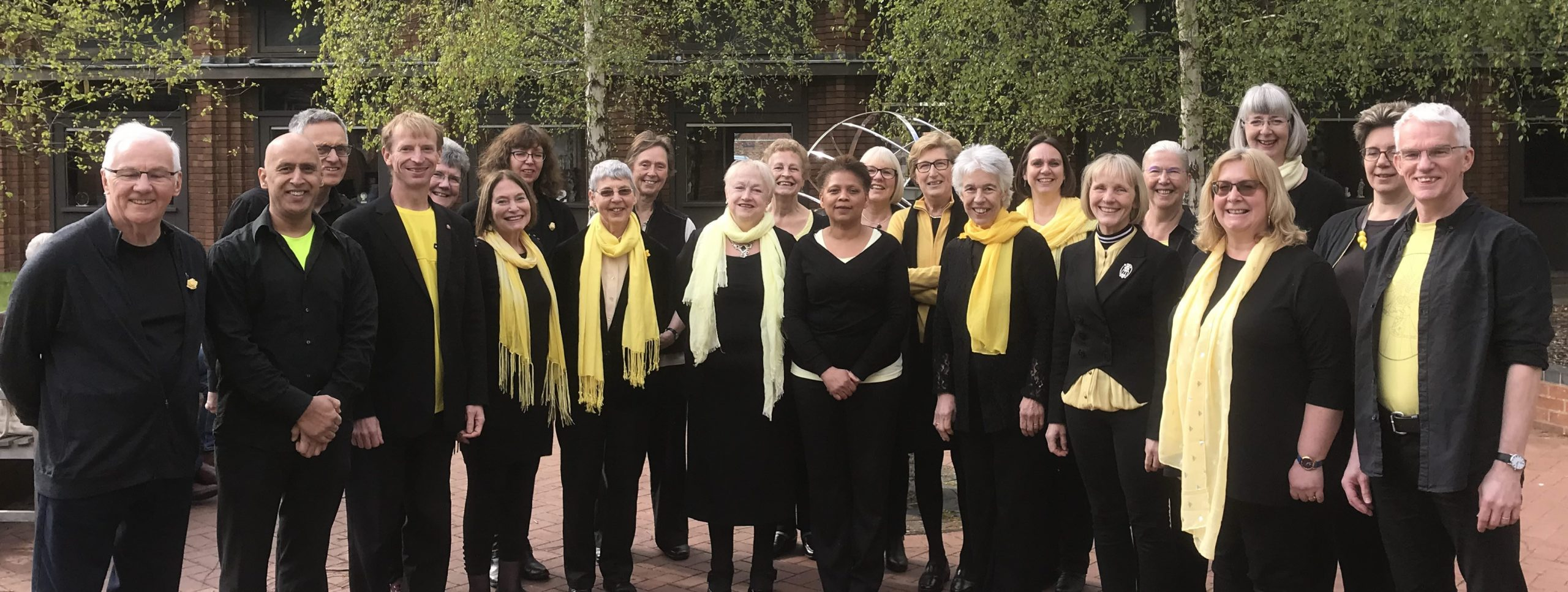 One Voice at the Community Choirs Festival 2019